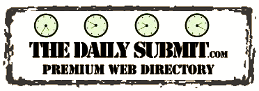 The Daily Submit Logo